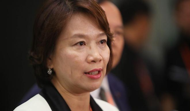 Legislator Priscilla Leung has warned of the courts becoming more stringent in granting bail. Photo: Winson Wong