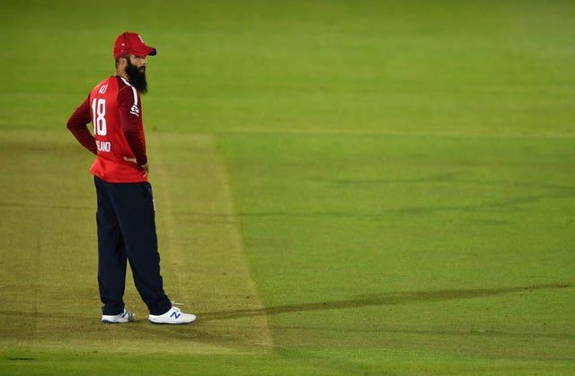 It has been a frustrating winter for Moeen Ali (Glyn Kirk/PA)