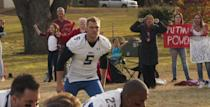 """<p>A thanksgiving tradition, Ronnie Best is persuaded to visit his hometown to compete in the Turkey Bowl. Stakes and tensions are high as Ronnie and his former football teammates reunite to defeat their old high school rival, a re-match 15 years in the making. </p> <p><a href=""""http://www.hulu.com/movie/the-turkey-bowl-de104e52-9e8c-4bc2-a3d9-5a845d2b492d"""" class=""""link rapid-noclick-resp"""" rel=""""nofollow noopener"""" target=""""_blank"""" data-ylk=""""slk:Watch The Turkey Bowl on Hulu."""">Watch <strong>The Turkey Bowl</strong> on Hulu.</a></p>"""