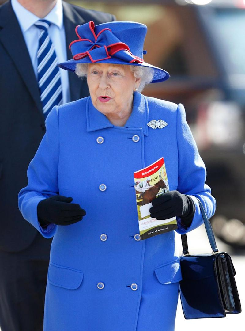 She's earned a whopping $11.3 million from her horses alone, and in 2016, she pocketed $941,000. Photo: Getty Images