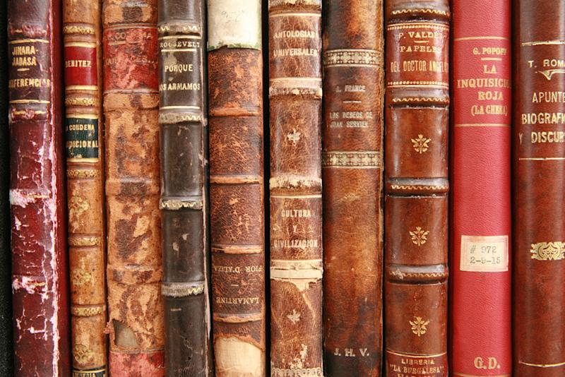 We (finally) know why old books smell so amazing