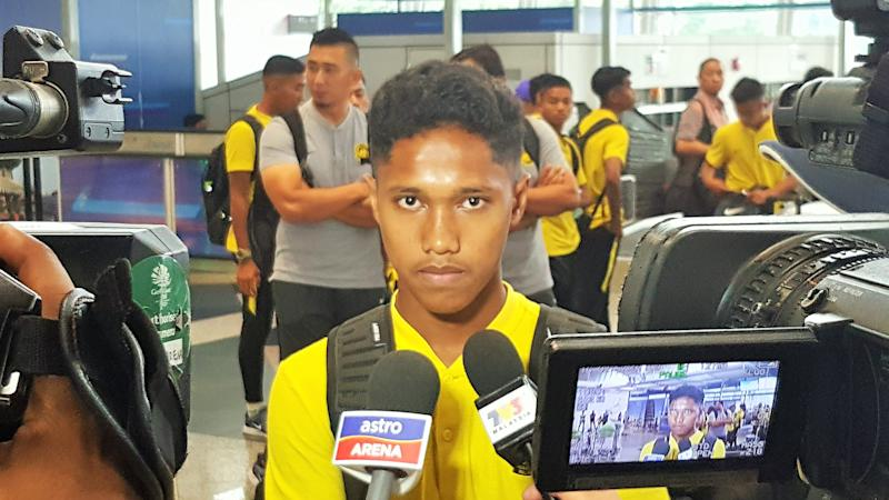 'Thailand have beaten Japan before; so can we' - Malaysia's Nabil