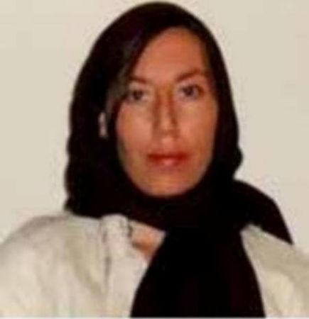 Monica Witt 39 a former U.S. Air Force officer indicted for aiding Iran is seen in this FBI