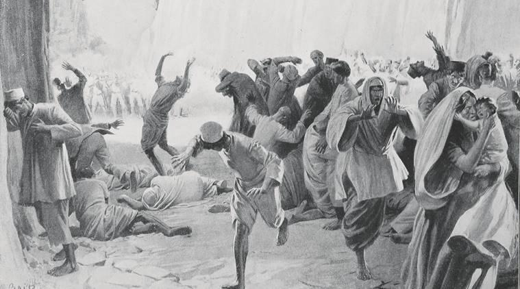 The photographs and accounts have been sourced from archives of Hunter Commission (formed by the British to enquire into the massacre). (Source: Amandeep Singh Madra)