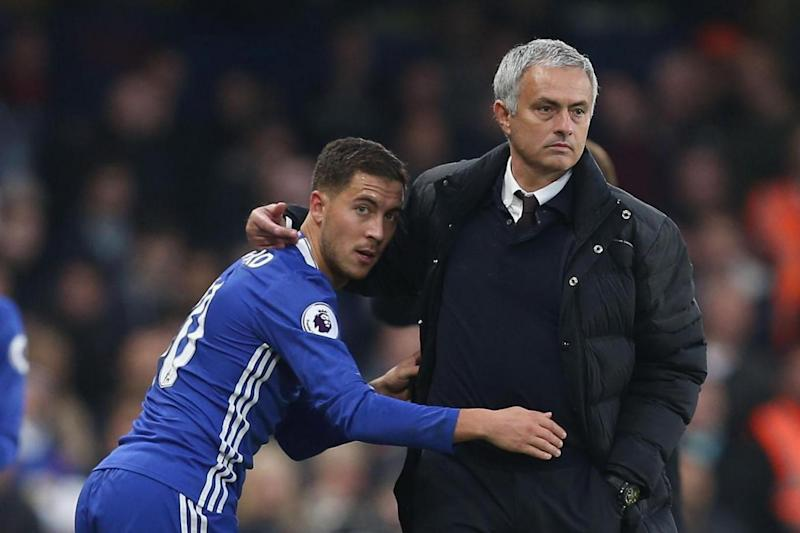 Title say | Mourinho could help his former players to another Premier League medal Photo: Matthew Peters/Man Utd