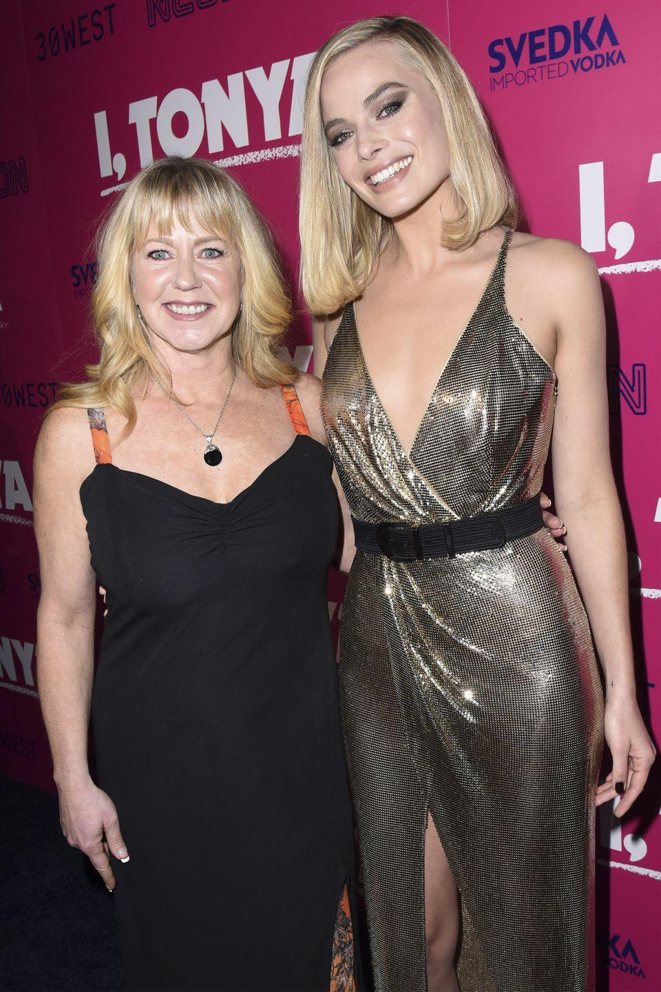 <p>Margot Robbie portrayed figure skater Tonya Harding in the movie <em>I, Tonya </em>in 2018. Robbie was also nominated for her first-ever Oscar that year for her role.</p>
