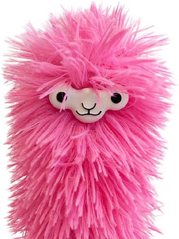 <p>Cleaning up is way more fun with this <span>Fuzzy Pink Llama Duster</span> ($15). The funny gift makes for a great stocking stuffer.</p>