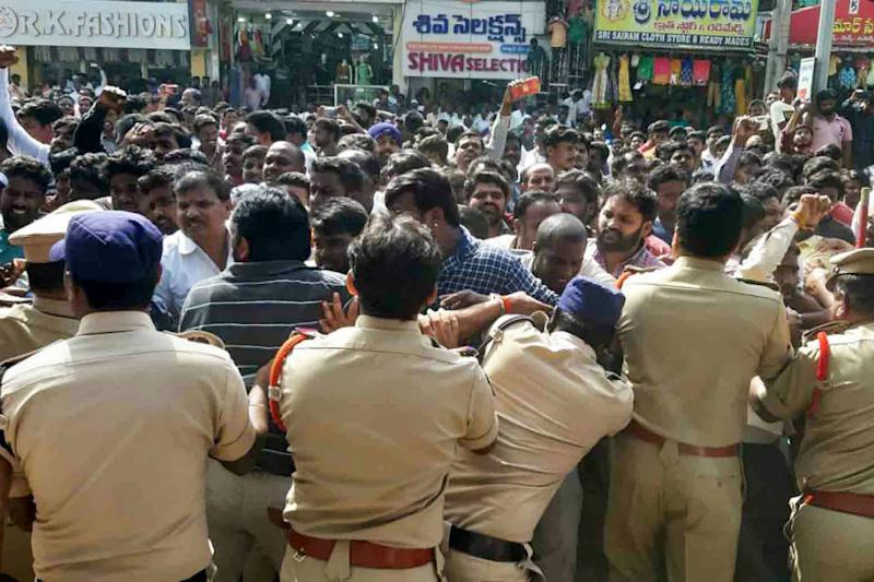 'No Sympathy, Only Action': Enraged Residents From Telangana Rape Victim's Locality Turn Politicians Away