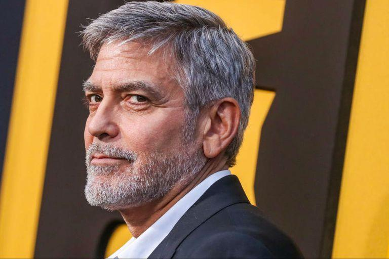 George Clooney cont & # xf3;  in an interview what plan he should come up with so that his twins, Ella and Alexander, behave well, especially in times of parties