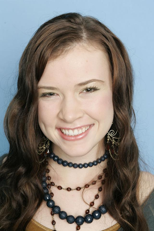 "Stevie Scott from Fair Oaks, CA, is one of the contestants on Season 5 of ""American Idol."""