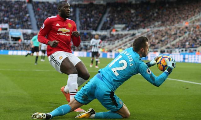 Reluctant keeper Martin Dubravka makes right impression at Newcastle