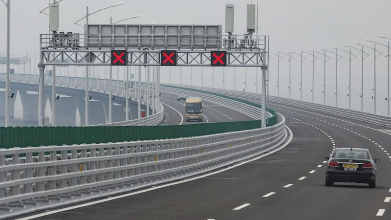 Companies that provided workers for construction of Hong Kong-Zhuhai-Macau Bridge fined HK$30,000 each over fatal 2017 accident