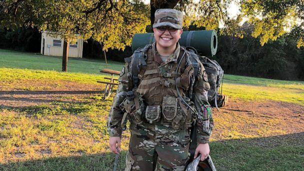 PHOTO: Freshman ROTC cadet Max Pesqueira says he has lost his military scholarship at the University of Texas because he is transgender and now barred from serving in the U.S. Army under the Pentagon's new transgender policy. (Courtesy Map Pesqueira)