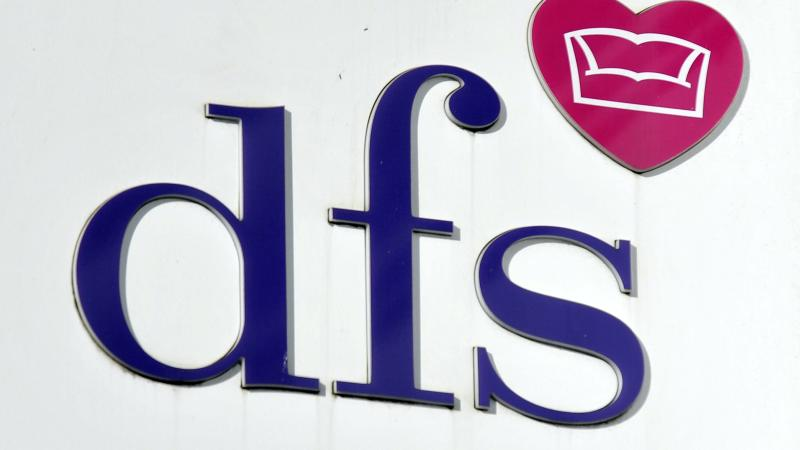 DFS Furniture shows strong sales as locked down Britons splash out on new sofas