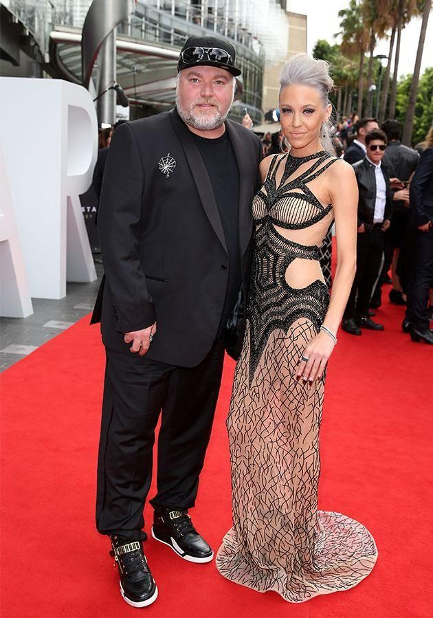 Imogen and Kyle spent Valentine's Day apart this year. Photo: Getty Images
