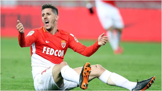 Stevan Jovetic has suffered another injury blow, rupturing his anterior cruciate ligament against Reims on Saturday.