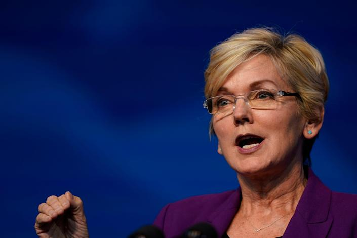 Former Michigan Gov. Jennifer Granholm is nominated to be Secretary of Energy.