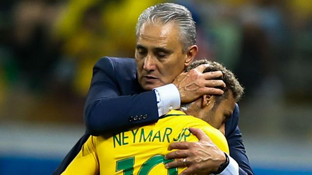 The Selecao insist the health of their star man will be paramount before they start pushing the Paris Saint-Germain forward towards peak form