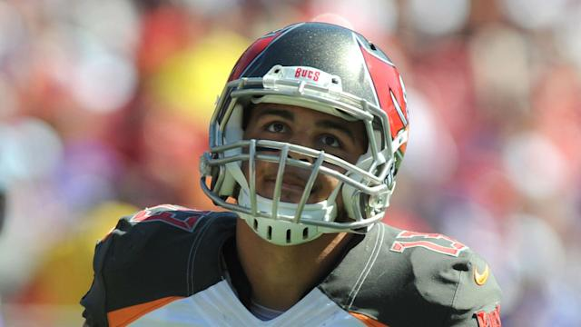 Evans has 238 receptions and 27 touchdowns in three seasons with the Bucs.