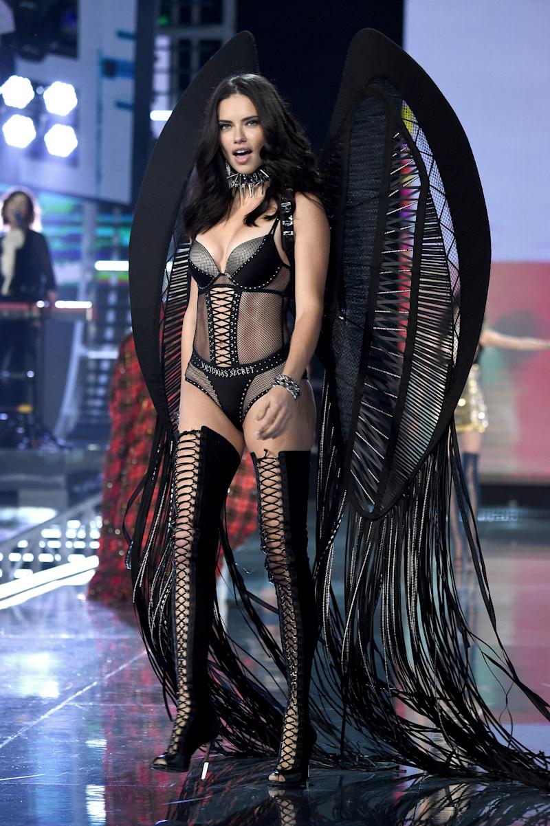 Adriana Lima (Theo Wargo via Getty Images)