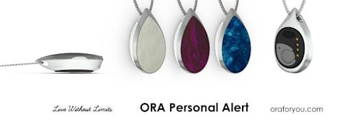 International Launch of ORA Innovative Personal Alert at CES