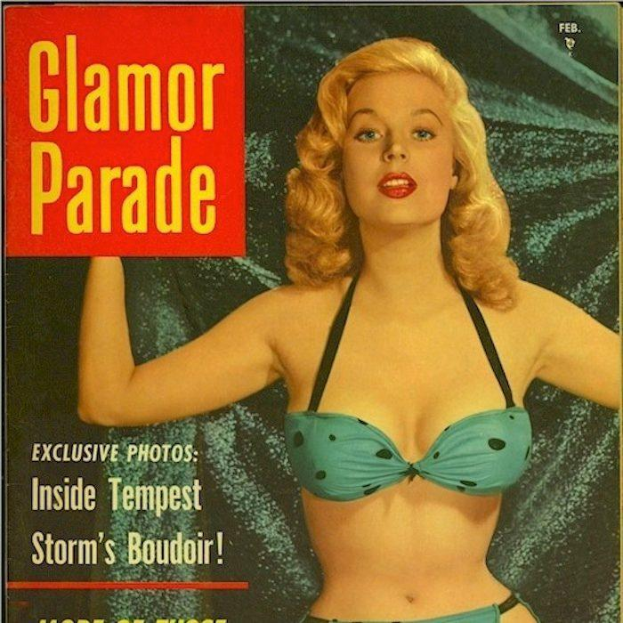 Brosmer was accused of waist training but may also have enhanced her natural figure by weight lifting  - BettyBrosmer.com/BettyWeider.com