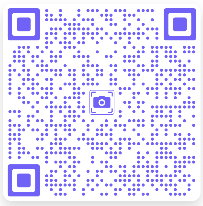 Scan the QR code to launch the 3D experience on your mobile device.