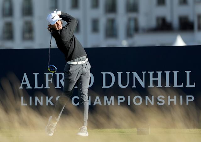 "<h1 class=""title"">tommy-fleetwood-2017-dunhill-links-carnoustie.jpg</h1> <div class=""caption""> Fleetwood's 63 at Carnoustie last October came under soft conditions and with a course set up favoring the amateurs in the Dunhill's pro-am format. </div> <cite class=""credit"">David Cannon/Getty Images</cite>"