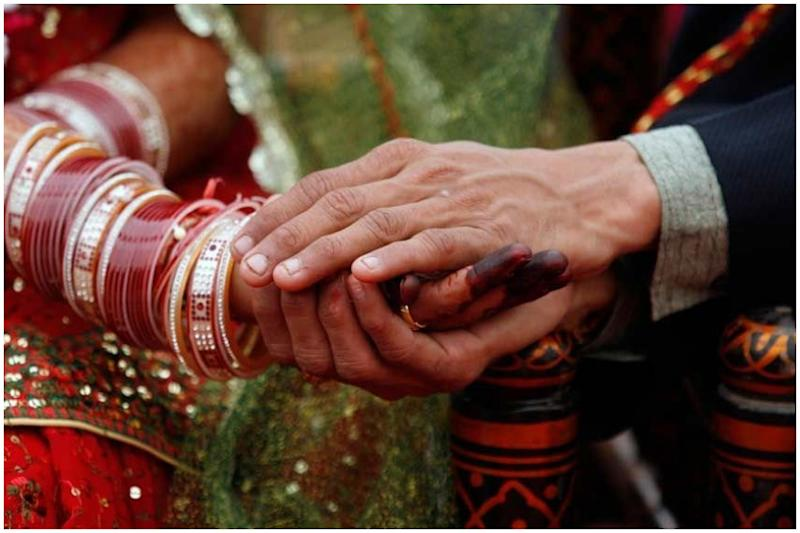 Union Minister Shuns the Splurge, Gets Grandson Married at Mass Wedding