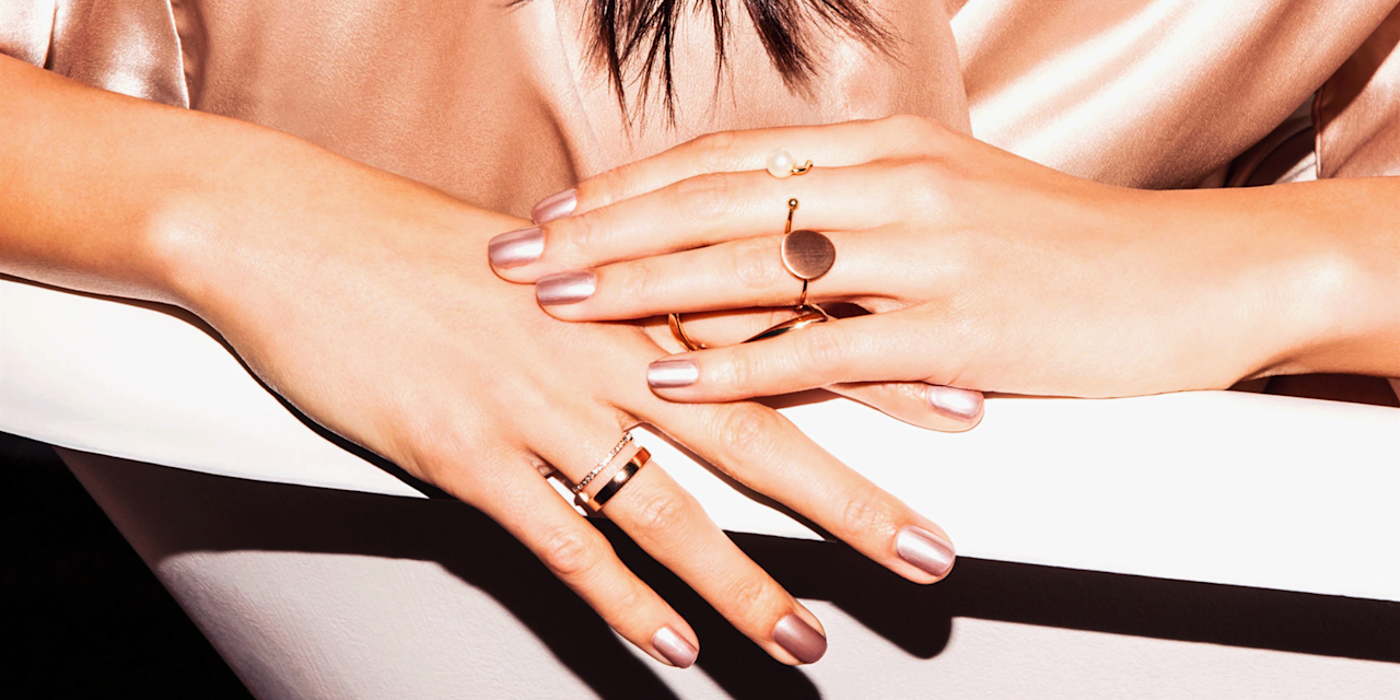 """<p>Cutting cuticles is a no-no that can open the door to infection, according to the experts. But what if your cuticles look dry, flaky, and uneven? We know, it's <em>so</em> tempting to trim them — but the answer might be a good cuticle oil instead.</p><p>""""Cuticle oil is to be considered the water bottle for nails,"""" says celebrity manicurist <a href=""""https://www.instagram.com/naomigonzaleznails/"""" target=""""_blank"""">Naomi Gonzalez-Longstaff</a>. """"It's meant to keep nails hydrated at the root (matrix), flexible, and strong."""" She also notes that cuticle oils can help protect your natural nail from brittleness and also shield against over-moisturizing — so basically, cuticle oil is the cure to all of your mani mishaps. </p><p>If you're in need of some nail rehabilitation, then massage your nail beds with these nourishing cuticle oils that'll give you a better-looking manicure — no clippers necessary.<br></p>"""