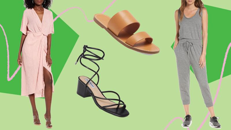 Nordstrom's Marathon Of Mini Sales Starts With Dresses And Sandals (Photo: HuffPost)