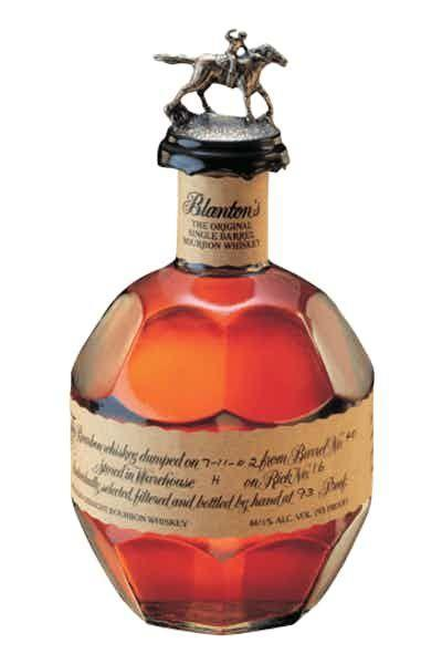 """<p><strong>Blanton's</strong></p><p>drizly.com</p><p><strong>$49.99</strong></p><p><a href=""""https://go.redirectingat.com?id=74968X1596630&url=https%3A%2F%2Fdrizly.com%2Fliquor%2Fwhiskey%2Fbourbon%2Fblantons-single-barrel-bourbon%2Fp1849&sref=https%3A%2F%2Fwww.cosmopolitan.com%2Ffood-cocktails%2Fg29021453%2Fbest-bourbon-brands%2F"""" rel=""""nofollow noopener"""" target=""""_blank"""" data-ylk=""""slk:Shop Now"""" class=""""link rapid-noclick-resp"""">Shop Now</a></p><p>Hit your friends with a fun fact when you pull out this bb: Blanton's was the world's first single-barrel bourbon. Obviously, that means they've had some time to perfect it. In fact, it's so good on its own that the brand discourages mixing it with anything.</p>"""