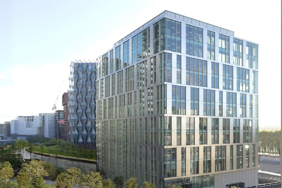 One Embassy Gardens (Press image from PR for Kennedy Wilson)
