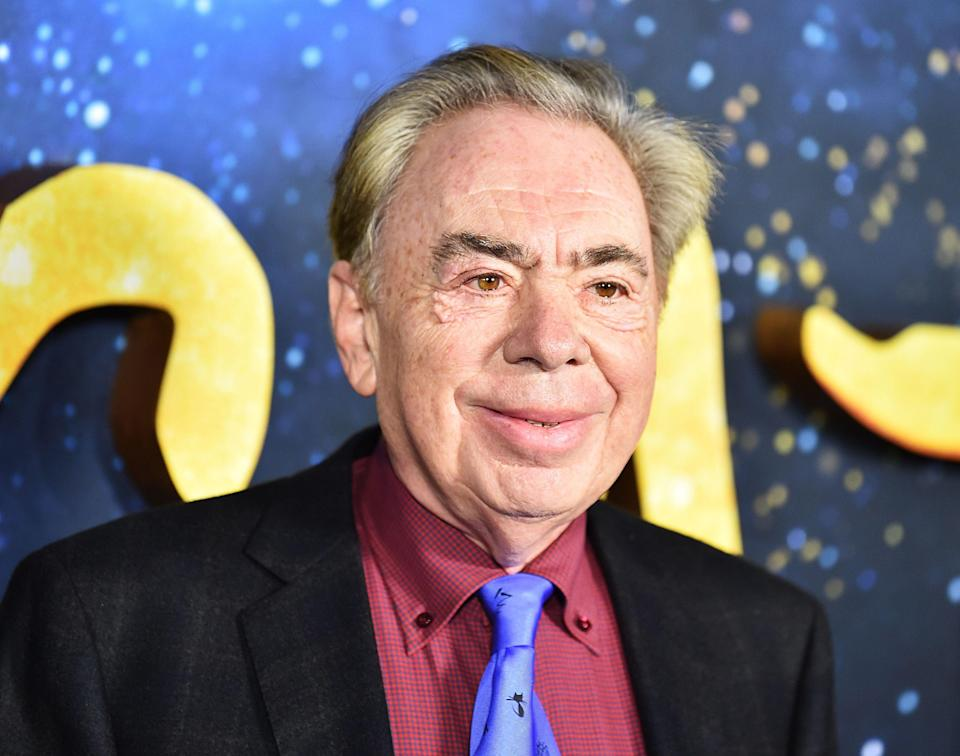 Andrew Lloyd Webber owns seven theatres in London's West End (Rex Features)