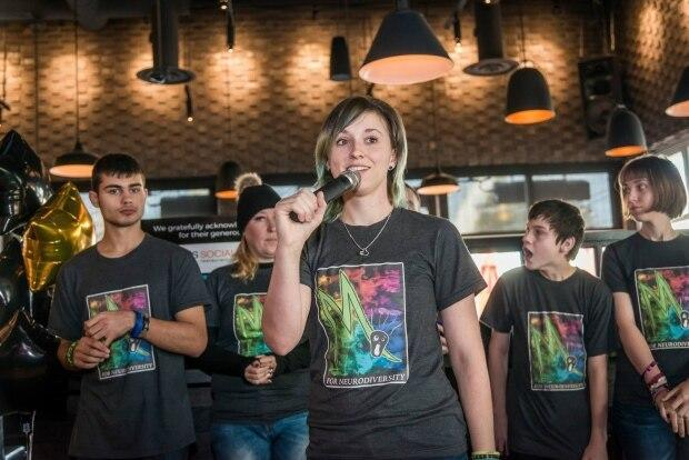 Facebook/Mayday Youth Choir for Neurodiversity