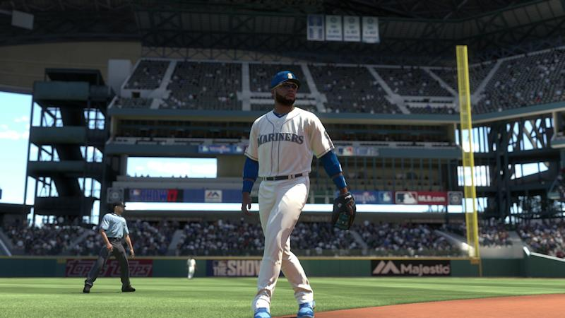 MLB The Show 17 Robinson Cano