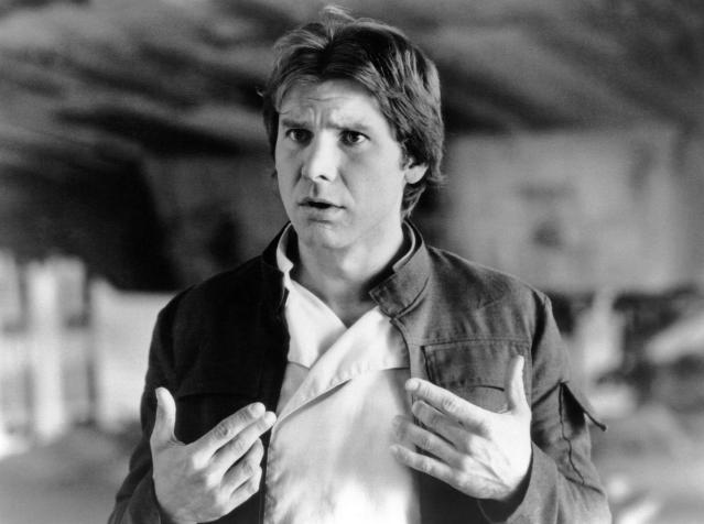 Harrison Ford as Han Solo in <em>The Empire Strikes Back.</em> (Photo: 20th Century Fox c/o Everett Collection)