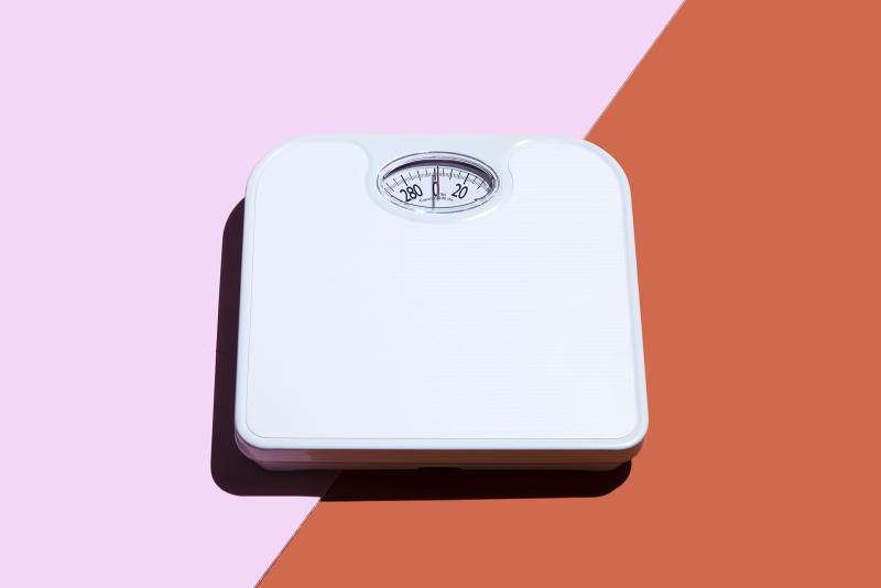 About Half of Americans Say They're Trying to Lose Weight