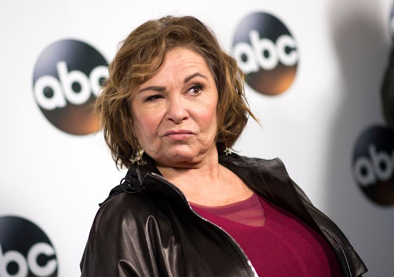 Roseanne Barr: Broadcaster ABC has ordered 10 episodes of the spin-off that will not feature the star: AFP/Getty Images