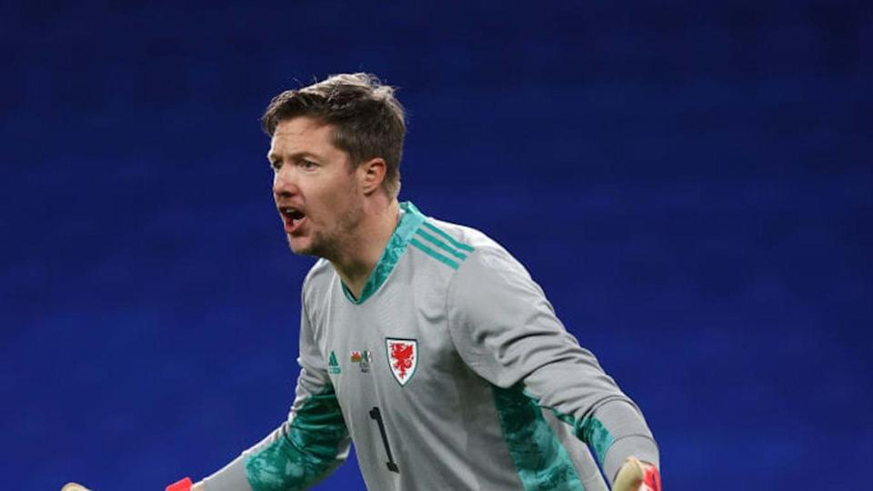 Wayne Hennessey   Michael Steele/Getty Images