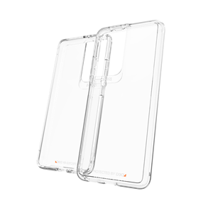 The Gear4 Crystal Palace case provides perfectly clear impact protection so the device can make its own impact