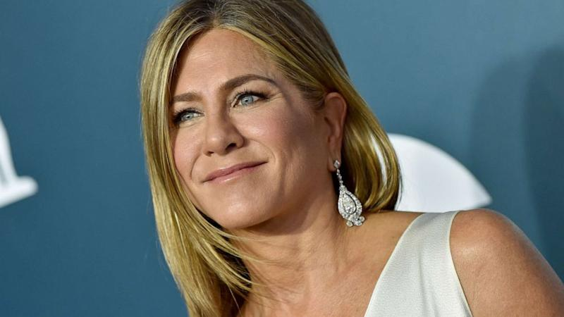 Jennifer Aniston shares adorable video of her new rescue puppy, Lord Chesterfield