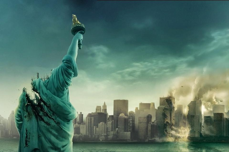Cloverfield (Credit: Paramount Pictures)