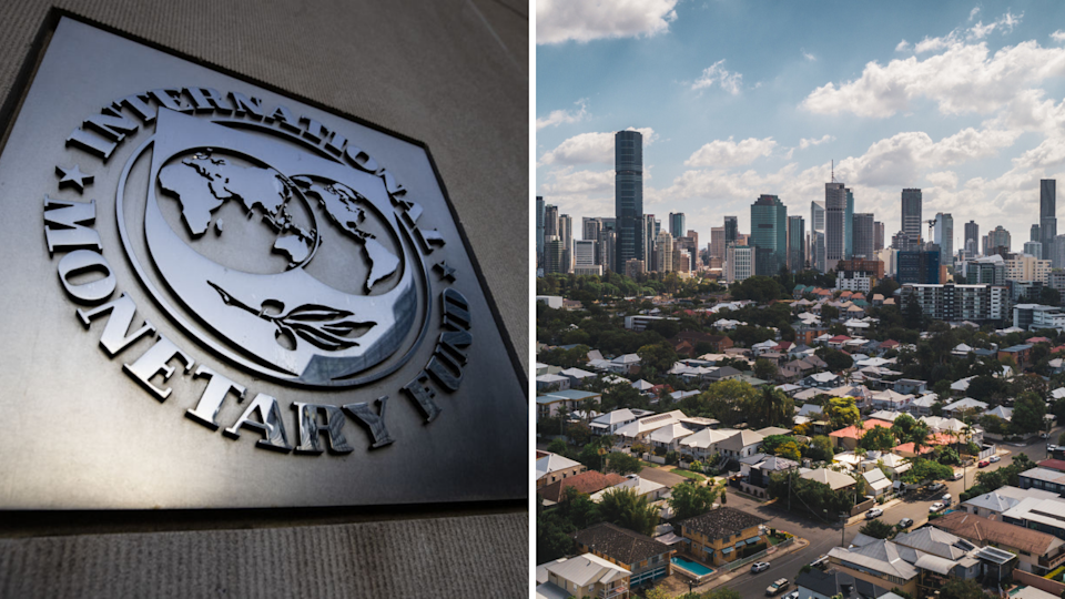 The IMF has warned that asset prices could