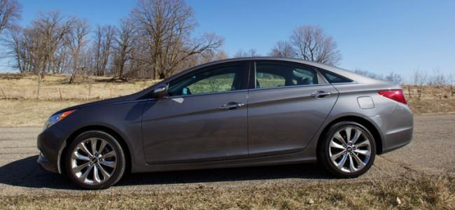 2011 Hyundai Sonata Turbo Review