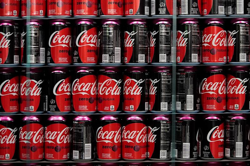 Coca-Cola profits go up thanks to Coke Zero