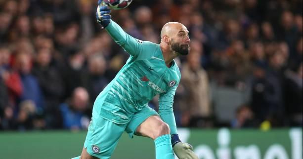 Foot - ANG - Chelsea - Chelsea: Willy Caballero prolonge d'un an son contrat