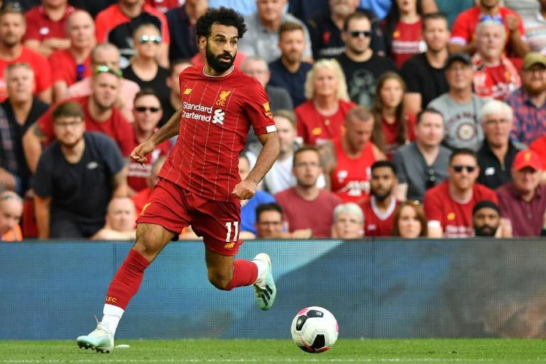 Liverpool winger Mohamed Salah has inspired his side's blistering start