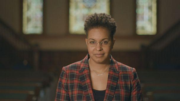 PHOTO: For Cherilyn Holloway, her support of Black Lives Matter has everything to do with her stance on abortion. (ABC)