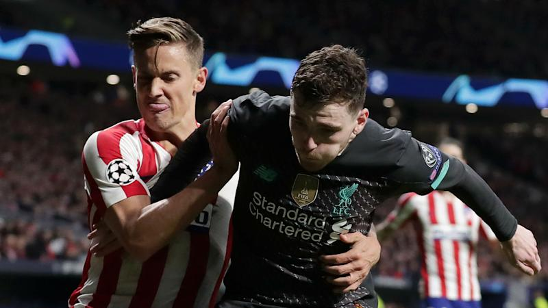Liverpool warned Atletico will be 'more difficult' to overcome than Barcelona